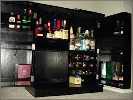 Office Bar Cabinet Furniture Magnificent Glass Front Liquor Cabinet Office Bar Locked