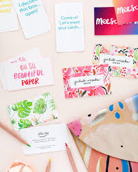 Stella And Dot Business Cards Oh So Beautiful Paper A Celebration Of All Things Paper