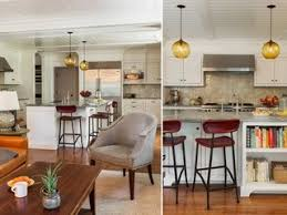 Contemporary Island Lighting Contemporary Kitchen Island Lighting Shines In New England