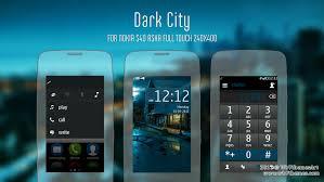 themes nokia asha 310 free download dark city theme asha full touch asha 311 asha 305 asha 305 theme