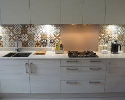 kitchen tiled splashback ideas 9 striking kitchen splashback ideas from customers walls and floors