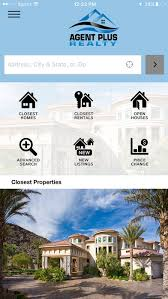 agent plus realty search homes for sale on the app store