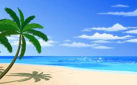 Palm Tree Wallpaper Vector Page 13