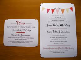 what to put on a wedding invitation wedding invitations diy
