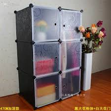 Cabinet Clothes 2017 Diy Cabinet Hanging Clothes Cabinet Wardrobe Storage Rack