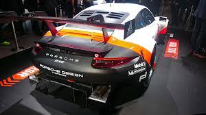 porsche rsr engine porsche uncovers new 911 rsr autotrader ca