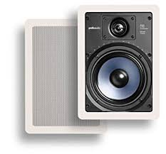 amazon black friday audio and speaker deals amazon com polk audio rc65i 2 way in wall speakers pair white