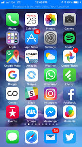 Map My Ride App Ios 11 U0027s Blue Bar Will Shame Apps That Overzealously Access Your