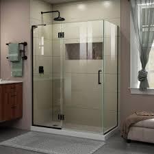 frameless corner shower doors shower doors the home depot