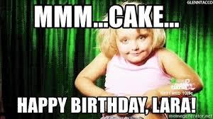 Honey Meme - mmmcake happy birthday lara honey boo boo 2 meme generator