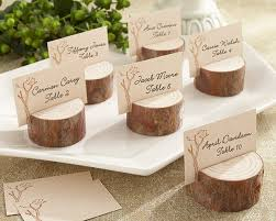 rustic decorations card holders fall summer vineyard
