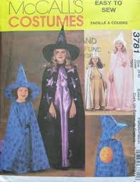 86 Children Halloween Costumes Sewing Patterns Images 80s Costume Pattern Misses Size 10 Cheerleader