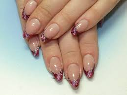 gel and acrylic nails professionally 1000sads