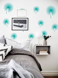 moroccan circles wallpaper removable self adhesive modern vinyl flower wall decals modern leaves vinyl decals leaves wall decals tropical leaf wall