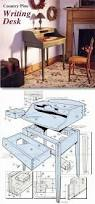 Wood Desk Plans Free by Best 25 Desk Plans Ideas On Pinterest Woodworking Desk Plans