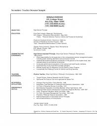 sle high student resume for college college instructor resumemples sle student teacher yun56 co