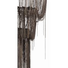 Metal Chain Chandelier Yale 4l Iron Cascading Chain Chandelier Chandeliering