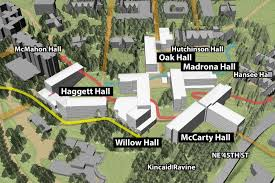 Uw Seattle Campus Map seattle djc com local business news and data architecture