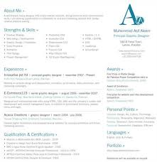 examples of one page resumes resume example and free resume maker