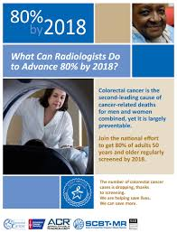 80 by 2018 national colorectal cancer roundtable