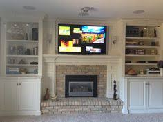 Fireplace Bookshelves by Fireplaces With Bookshelves On Each Side Shelves By Fireplace