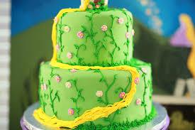 tangled birthday cake tangled rapunzel birthday party