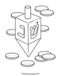 chanukah coloring pages holidays around the world pinterest