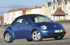 volkswagen beetle cabriolet review 2003 2010 parkers
