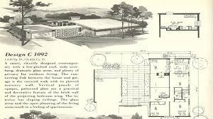eichler plans baby nursery mid century modern house plans mid century modern
