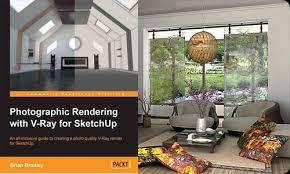 v ray 3d v ray for sketchup vray sketchup tutorial book
