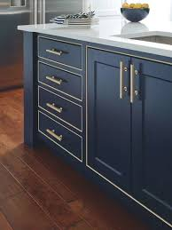 what color hardware for navy cabinets 12 kitchen trends in 2018 bob vila