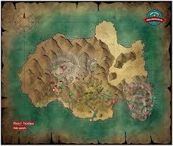 map quests map side quests tacarigua risen 3 titan guide
