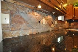 slate backsplash in kitchen slate tile backsplash kitchen mediterranean with branch electric