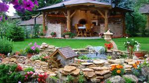 Home Lawn Decoration 60 Garden Backyard And Landscape Ideas 2017 Flower Decoration