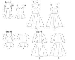 m6754 mccall u0027s patterns sewing patterns