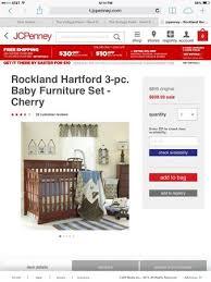Rockland Convertible Crib Crib Parts List Babycenter