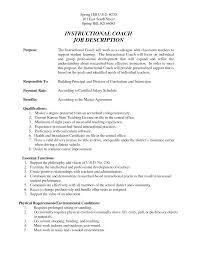 resume template administrative manager job profiles psu wrestling awesome sle basketball coaching resume ideas entry level