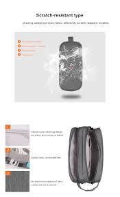 Trousse De Toilette Dlp by Favorable Bubm Dlp L Universal Double Layer Charger Carry Case