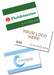 charitable giving cards