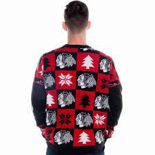 chicago blackhawks ugly christmas sweater nhl 2017 retrofestive ca