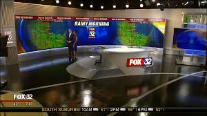 Home Video Studio by Fox Chicago Takes Full Advantage Of New Set U0027s Video Walls