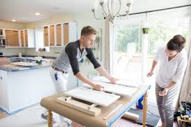 How Much To Have Kitchen Cabinets Professionally Painted How Much Will It Cost To Paint Kitchen Cabinets Kitchn