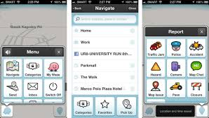 waze android waze app how to use your phone to outsmart cebu traffic