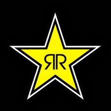 Two Racing Flags Logo Rockstar Youtube