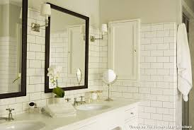 bathroom mirror height from vanity home design ideas