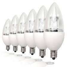 small incandescent light bulb tcp ldct25w27k6 25w equivalent led decorative torpedo light bulbs