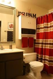Brown Bathroom Accessories Super Idea Red Bathrooms Decorating Ideas Bathroom Accessories