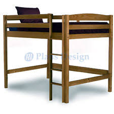 Wood Plans Bunk Bed by Bunk Bed Plans Ebay