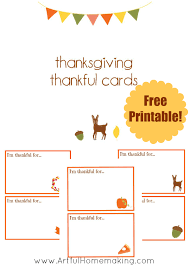 count your blessings with free printable cards artful homemaking