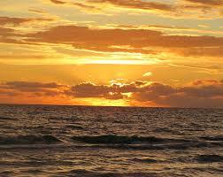 sunset jamaica waves beach house wallpaper desktop beach hd 16 9